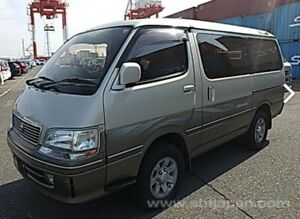 """1997 Toyota Hiace 4WD Super Custom """"Limited"""" 7 seater, turbo auto diesel 4x4. 204k kms Yorklea Richmond Valley Preview"""