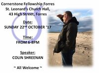 Cornerstone Fellowship Forres, Church of God