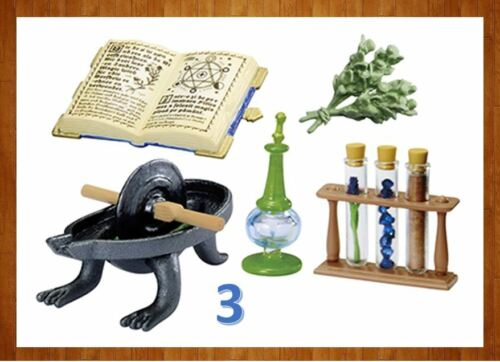 New Re-Ment Miniature 700yen Witch