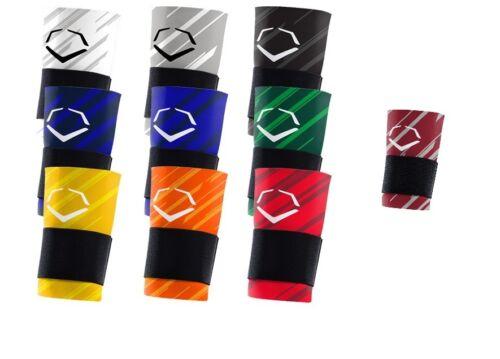 Evoshield MLB Speed Stripe Compression Wrist Guard W/ Strap NEW Many Colors/Size
