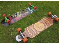 Longboard Mindless Sanke 2 - only 6 weeks old