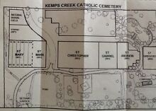 Burial Plot - Kemps Creek Catholic Cemetery Kemps Creek Penrith Area Preview