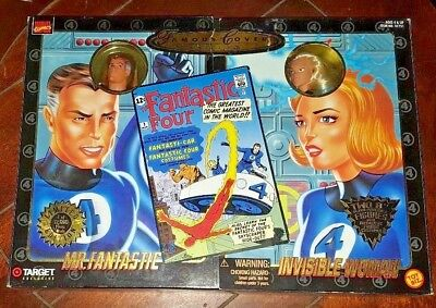 Mr Fantastic Costume (Famous Cover Series -MR. FANTASTIC & INVISIBLE WOMAN- 8