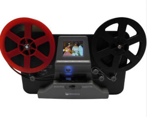 ISO equipment to convert 8mm & super 8 film to digital