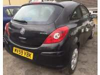 2009 VAUXHALL CORSA 1.3 CDTI ECOFLEX+1 OWNER+£20 ROAD TAX+HPI CLEAR