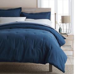 Duvet Cover qn size Denim