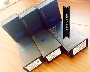 """STORE SALE"" Samsung Note 8, S8, S8+, S9, S9+ Plus, Single/Dual"