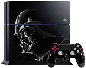 PS4 star war limited edition