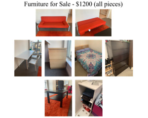 Furniture Set for Sale