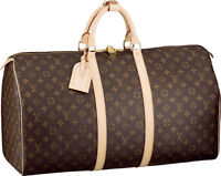 Louis Vuitton style bag real leather