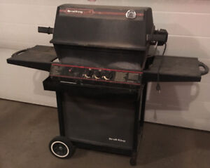 Broil King Sovereign Natural Gas Barbecue with Rotisserie