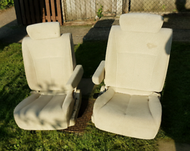 CAPTAIN SWIVEL SEATS - MOTORHOME OR CAMPER