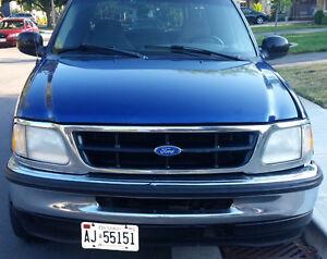 1998 Ford F-150 XTL Supercab Pickup Truck