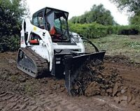 Skid Steer/Mini Excavator Services