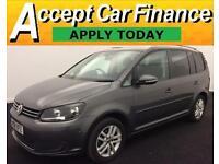 Volkswagen Touran 1.6TDI ( 105ps ) DSG 2012MY SE FROM £51 PER WEEK!