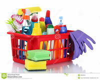 Reliable cleaning company is looking for new CUSTOMERS!