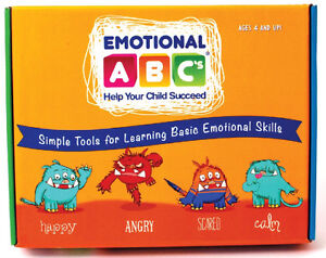 Award winning Emotional ABC's - help your child learn