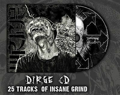 Wormrot - Dirge (CD, May-2011, Earache) - BRAND NEW! FREE SHIPPING WORLDWIDE!!