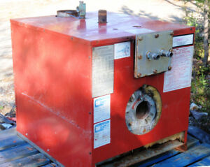 Oil Fired Domestic Boiler-- 90,000 to 152,000 Btu/H