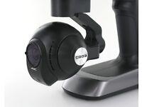 4K 3 axis Gimbal Camera system