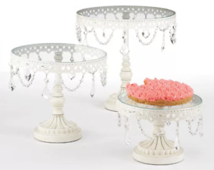 Cake stand and cupcakes stand for rent