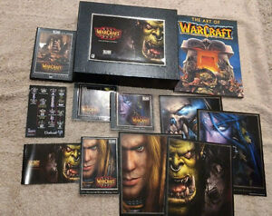 WarCraft III 3 Reign of Chaos Collector's Edition Box Set