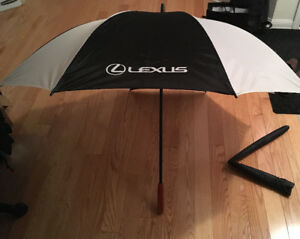 Brand New Lexus Golf Umbrella