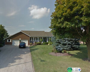 Bungalow main floor in Stouffville for rent starting Feb 1st