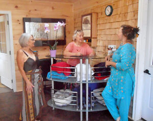 Day Spa in rural Lanark - 1st Visit - Bring a Friend for Free. Kingston Kingston Area image 7