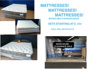 WHY PAY RETAIL??  MATTRESSES AND SETS AT WHOLESALE PRICES
