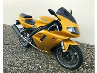 TRIUMPH DAYTONA 955i - LAST YEAR OF THIS SUPERB SPORTS BIKE - MUST BE SEEN - PX
