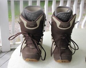 Snowboard Boots: Thirty Two brand