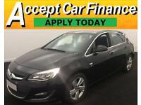 Vauxhall/Opel Astra 1.6i VVT 16v ( 115ps ) 2013MY SRi FROM £31 PER WEEK !