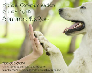 ANIMAL COMMUNICATION & ANIMAL REIKI