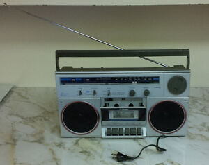 Portable Stereo Unit