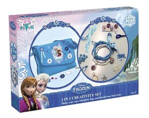 Disney Frozen 2 in 1 Creativity Set