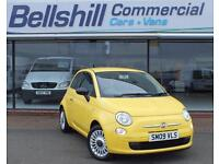 2009 Fiat 500 1.2 POP / comes with full service history