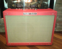 RARE! Fender Hot Rod Deluxe 'Texas Red' Limited Edition