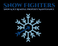 Snow Fighters/Snow & Ice Removal Property Maintenance