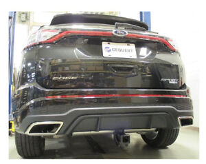 Ford Edge Hidden Hitch Class   Receiver