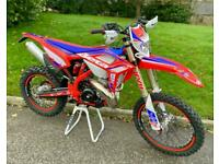 2021 Beta RR Racing 300 2T Enduro Bike **Finance & UK Delivery Available**