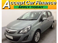 Vauxhall Corsa 1.2i SE FINANCE OFFER FROM £38 PER WEEK!