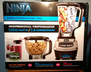 Ninja Ultra Kitchen System 1200 Watts