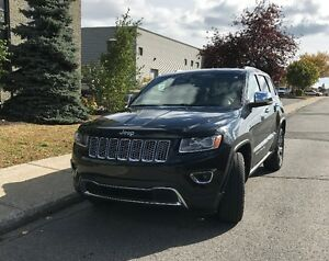 2014 Jeep Grand Cherokee Fully Equiped - MUST SEE / A VOIR