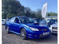 2007 57 SUBARU IMPREZA 2.5 GB270 4D 270 BHP PRO DRIVE UK