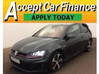 Volkswagen GOLF GTI FROM £93 PER WEEK!