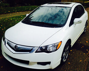 Mint Acura CSX Sedan leather with only 50000 kms