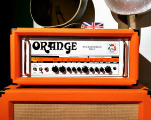 Orange Rockerverb MKII 50 Head (Trade / Echange?)
