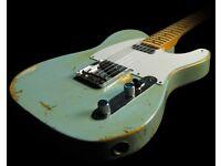 Fender 1958 Custom Shop Heavy Relic Tele