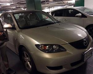 2004 Mazda Mazda3 for sale (transfer tax included)